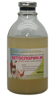 Кормовая добавка Ветоспорин жидкий 400 мл