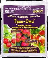 Удобрение органоминерально ГУМИ-ОМИ комплексное Плодовые деревья и кустарники 1 кг